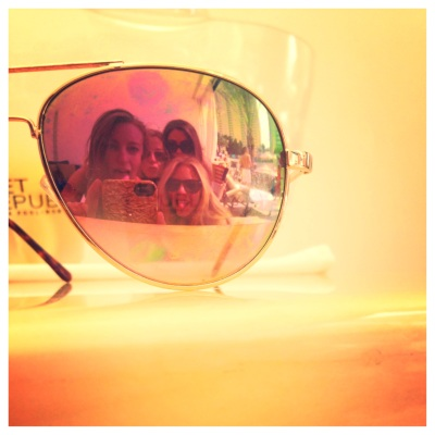 Wet Republic Reflection. Sunglasses Aldo