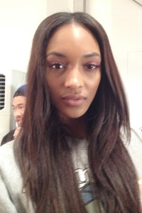 burberry make up lfw 2