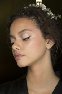 dolce and gabbana hair and make up mfw 2