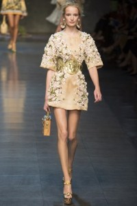 dolce and gabbana mfw 2