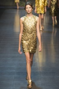 dolce and gabbana mfw 5