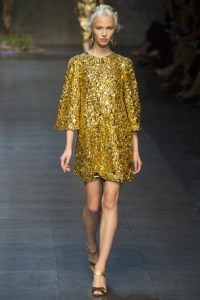 dolce and gabbana mfw 6