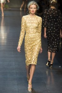 dolce and gabbana mfw 7