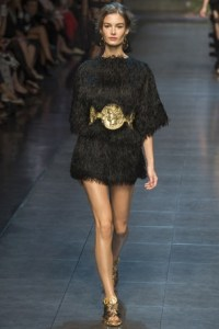 dolce and gabbana mfw 8