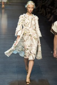 dolce and gabbana mfw