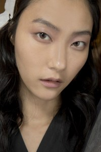 emilio pucci hair and make up mfw