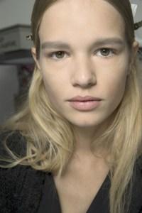 marni hair and make up mfw