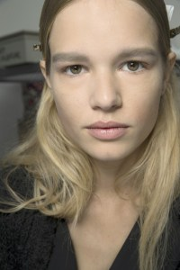 marni hair and make up mfw