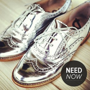 Silver-Oxfords