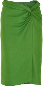 cedric-charlier-green-twist-front-pique-skirt-product-1-16989336-0-267576914-normal_large_flex
