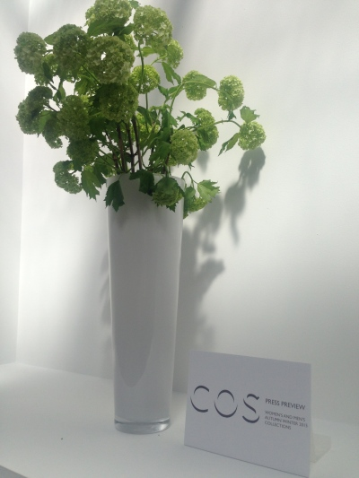 Cos Autumn Winter Preview 2015