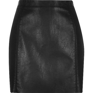 ri leather skirt