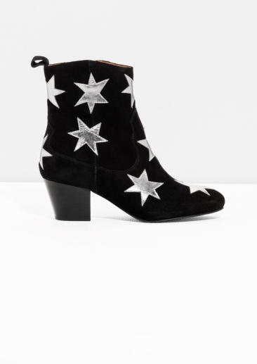 & other stories star boots