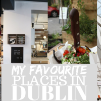 Favourite Spots in Dublin