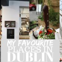 Favourite Spots in Dublin