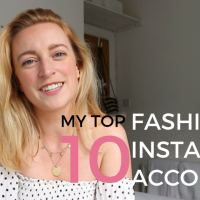 My Top 10 Fashion Instagrammers