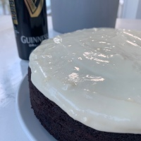 The Best Ever Chocolate Guinness Cake