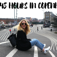 48 Hours In Copenhagen | Travel Diary